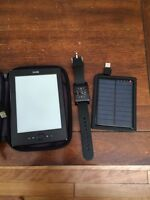 Trading Pebble Smart watch/Kindle/Solar Charger