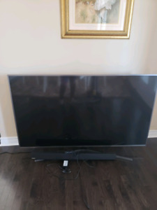Curved Samsung TV for sale!