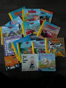 Livres  Disney en français