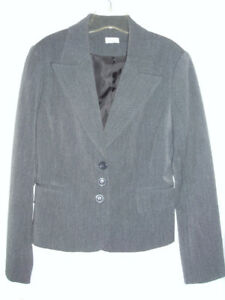 Charcoal Grey Women's Blazer