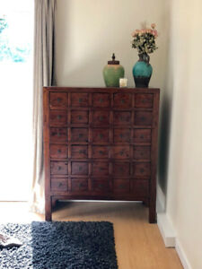 Medicine Cabinet (from China) - $2000 (West Vancouver)