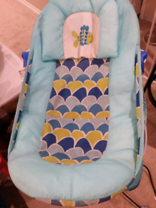 Baby Bath seat and Bassinet