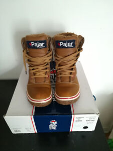 Chaussures d'hiver-Winter boots - PAJAR TROOPER -30°C - 41 ; 8,5