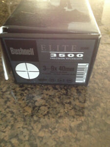 Bushnell Elite 3500 scope