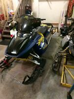 2005 summit 600HO