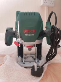 Bosch router POF 1200 AE