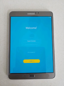 GOLD Samsung Galaxy Tab S2 8.0 - 32 GB... LIKE NEW!