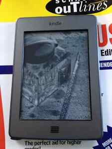 Kindle Model No. D01200 in excellent condition Cambridge Kitchener Area image 2