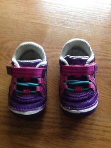 Size 3 Stride Rite infant shoes