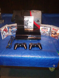 Selling a broken fat ps3 60 gig West Island Greater Montréal image 1