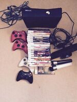 XBox360 - HUGE LOT - Console, Kinect, Games +++