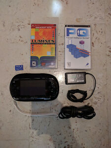 Like New PSP 1001 with 2 games and 4 GB memory stick