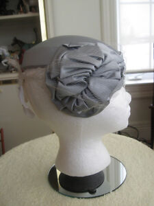 "HIGHLY SOPHISTICATED OLD VINTAGE ""PILL-BOX-STYLE"" LADY'S HAT"