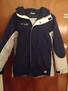 COLUMBIA winter coat-Girls size 14-16 or Ladies small $50. OBO