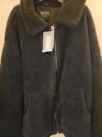 Bohooman Fleece Jacket