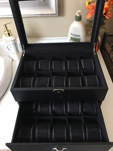 Selling a 20 Watch Watch Box!