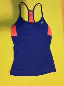 Adidas tank top size xs new without tag Windsor Gardens Port Adelaide Area Preview
