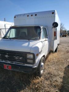 1991 Chevy Cutaway Cubevan