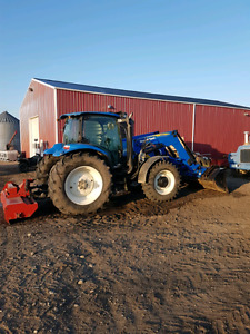 2009 nh t6050 PRICED TO SELL