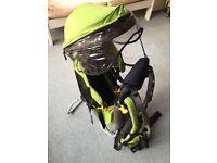 Deuter Kid Comfort Plus back pack carrier
