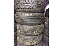 265/60/18 part worn tyres Coleraine