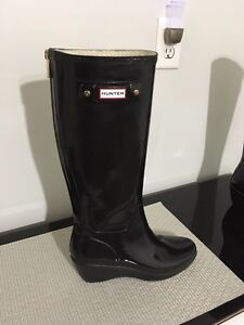 Womens size 9 Hunter Boots