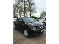 Nissan Juke 1.2 DIG-T 115ps N-Connecta