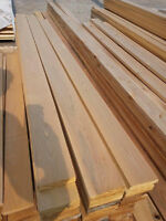 1x4 CEDAR Boards  -  CLEARANCE LUMBER MATERIAL