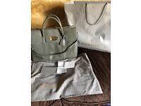 Mulberry Rare double sided Bayswater With Receipt