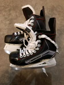 Bauer skates for kids size 3