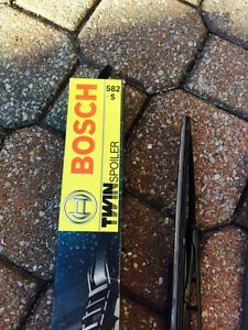 Bosch wipers 21-22 size West Island Greater Montréal image 2