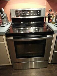Cuisiniere LG Convection Stainless
