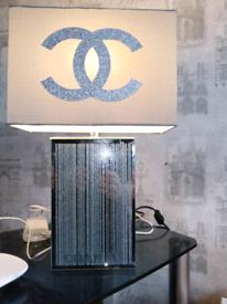 Designer inspired lamp