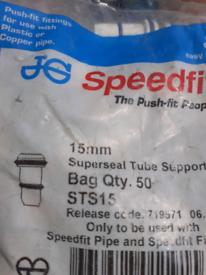 John guest speedfit 15mm inserts