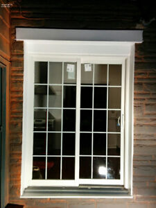 Back Garden Sliding Patio Door French  17 years of experience