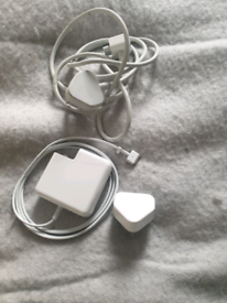 apple mac book pro charger new condition for A1184/A1330/A1344/A1435 f
