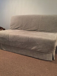 Fold up bed-couch