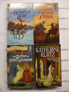 """""""The Histories of King Kelson"""" by: Katherine Kurtz"""