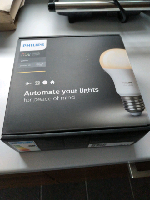 Philips Hue starter kit  2 bulbs and bridge  | in Carrickfergus, County  Antrim | Gumtree