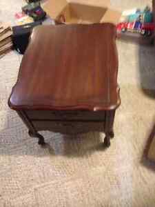 Coffee table & end table set Kitchener / Waterloo Kitchener Area image 1