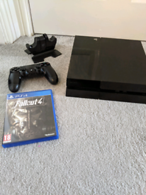 Sony Playstation 4 (PS4) Black Original Console - 2TB