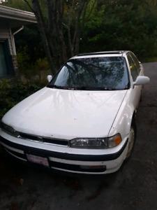 Fully Loaded 1991 Honda Accord