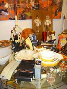 RETRO GARAGE SALE - Vintage Furniture,Houseware, Clothing etc