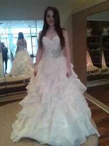 Gorgeous Allure Princess Wedding Gown