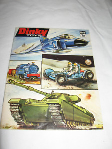 Dinky Toys Catalogue, 1971