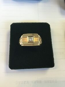 Men's GOLD Rings CHECK IT OUT!! London Ontario image 1