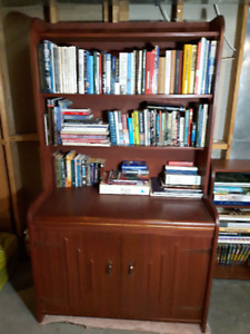 Cabinet/bookshelves/desk