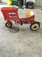Vintage Pedal Tractor