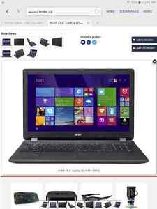 Brand new unopened in box Acer laptop