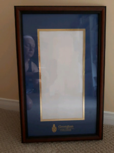 Diploma frame - Georgian college